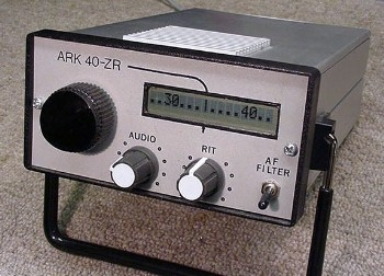 Digital QRP Transceiver