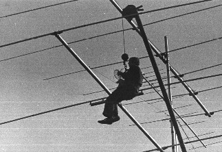 Antenna Repair in 1979
