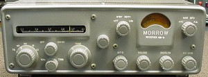 Morrow MB-6 receiver