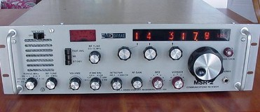 R.L. Drake MSR-2 Communications Receiver