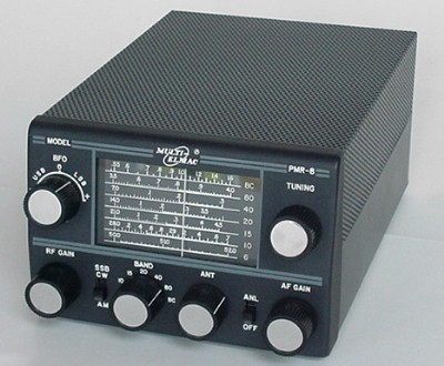 Multi-Elmac PMR-8 Receiver