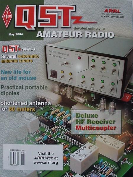 W8ZR Multicontroller Site