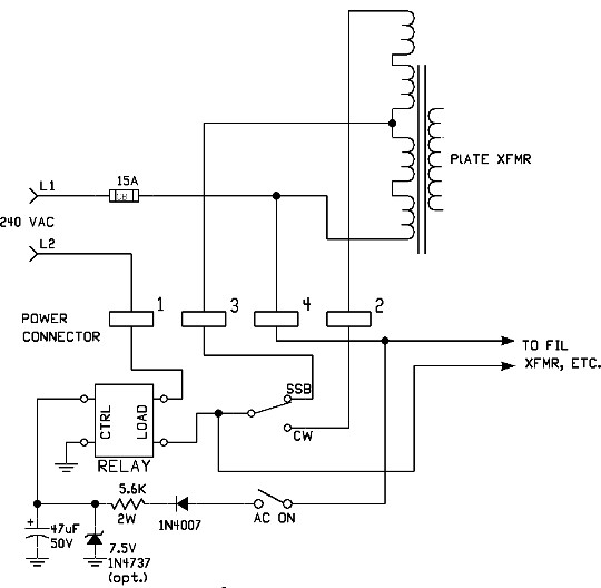 11 Pin Timer Relay Wiring Diagram on 24 volt solid state relay circuit